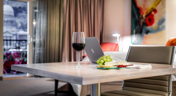 Nowa usługa hotelowa - pokoje do pracy zdalnej