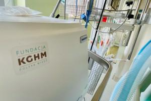 Nowy oddział z nowoczesnym sprzętem. KGHM zakończył inwestycję w szpitalu