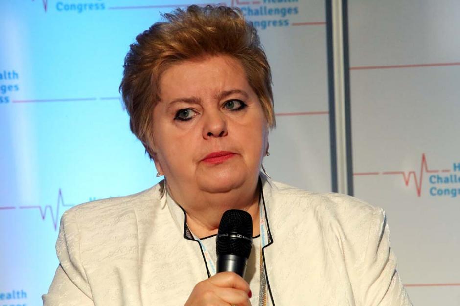 Bożena Janicka, prezes PPOZ, fot. PTWP