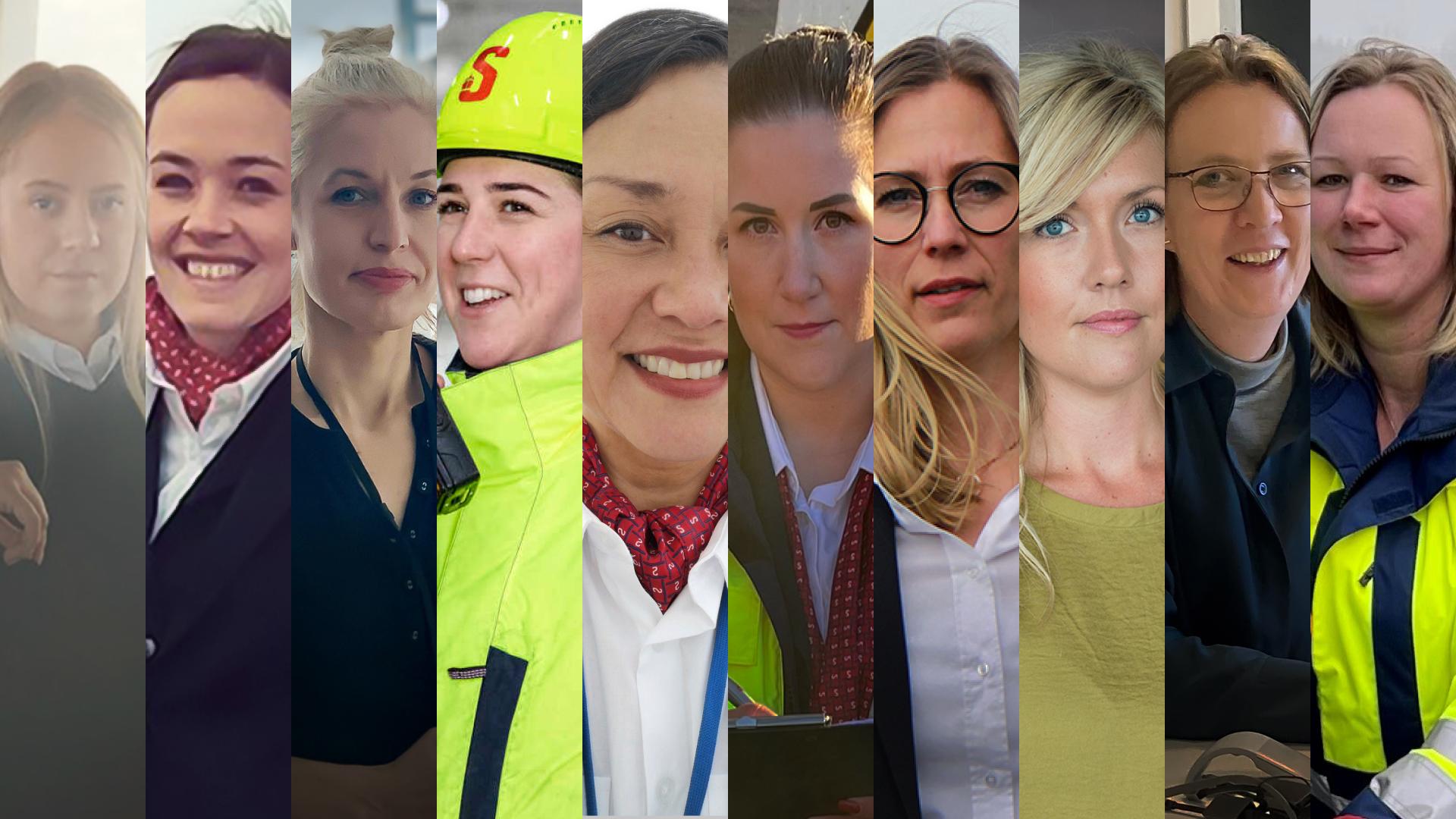 Kobiety w Stena Line (fot. Stena Line)