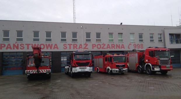 Strażacy testują nowe mundury. Zobacz, jak wyglądają