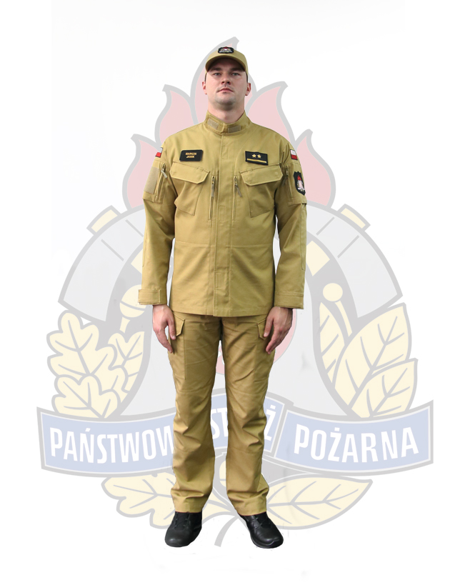 Projekt nowego munduru (fot. www.gov.p)