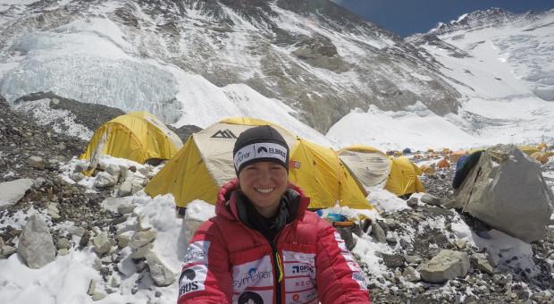 Zdobyła najwyższe góry świata, a w pracy... wymiotowała ze stresu