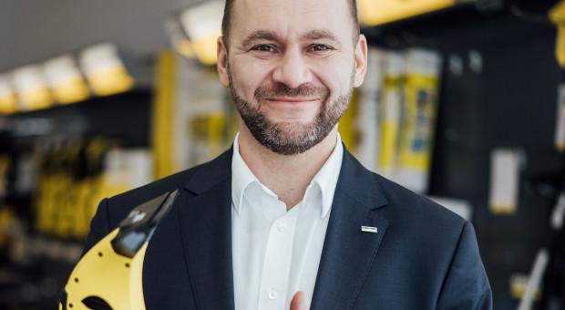 Rafał Nęcek dyrektorem Kärchera