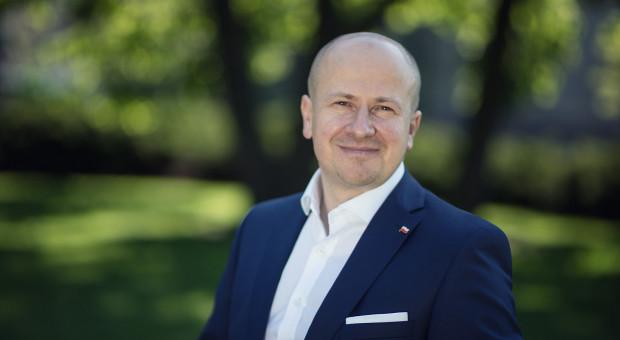 Bartłomiej Wróblewski z PiS będzie kandydował na RPO