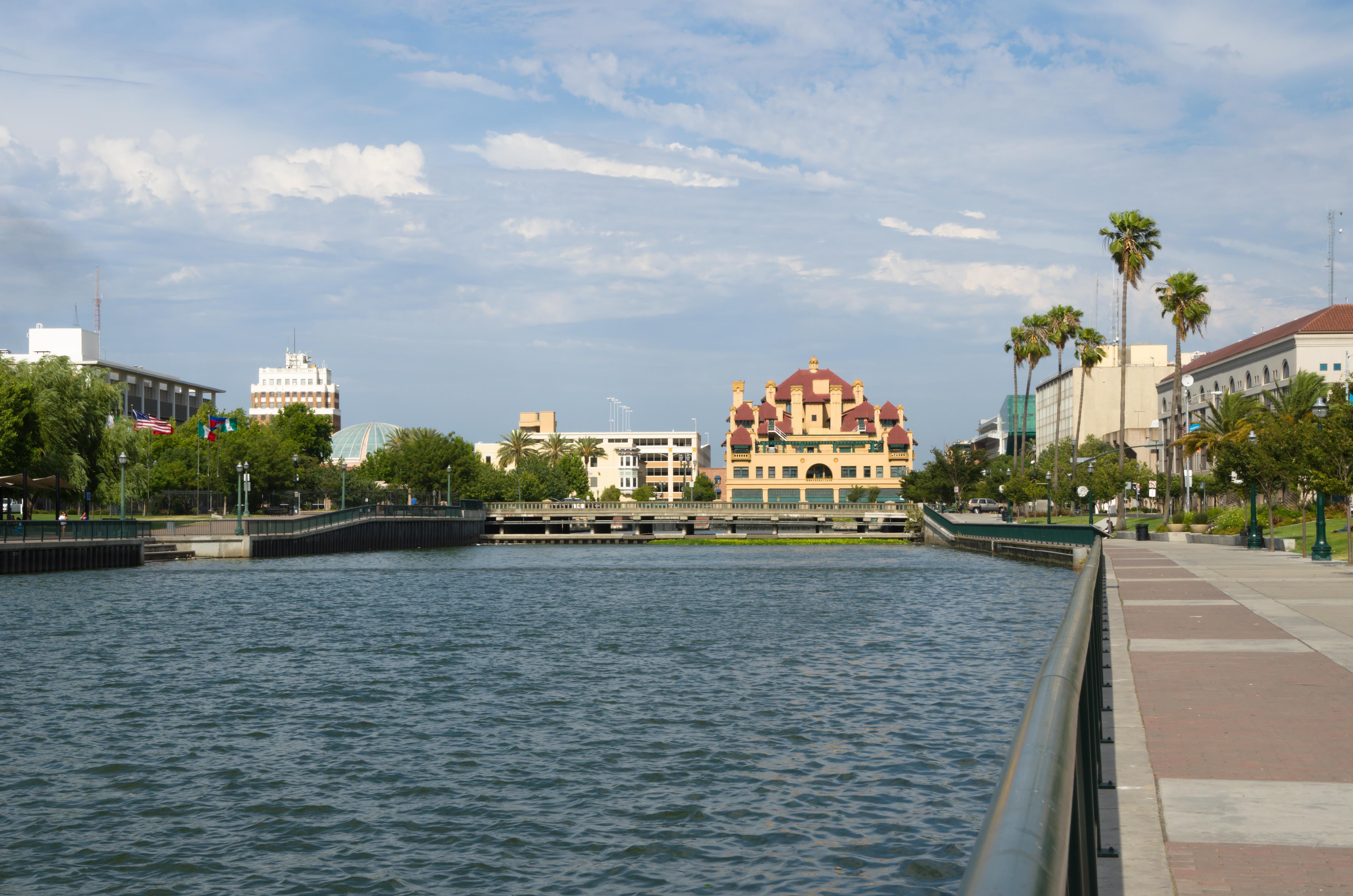 Stockton w Kalifornii (Fot. Wikimedia/LPS.1, lic. Creative Commons)