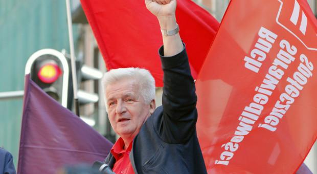Piotr Ikonowicz kandydatem Lewicy na Rzecznika Praw Obywatelskich