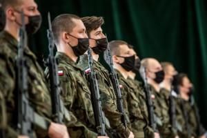 Ponad 60 ochotników wstąpiło do brygady WOT