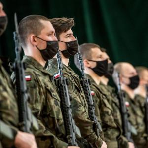 Przybyło żołnierzy w Wojskach Obrony Terytorialnej