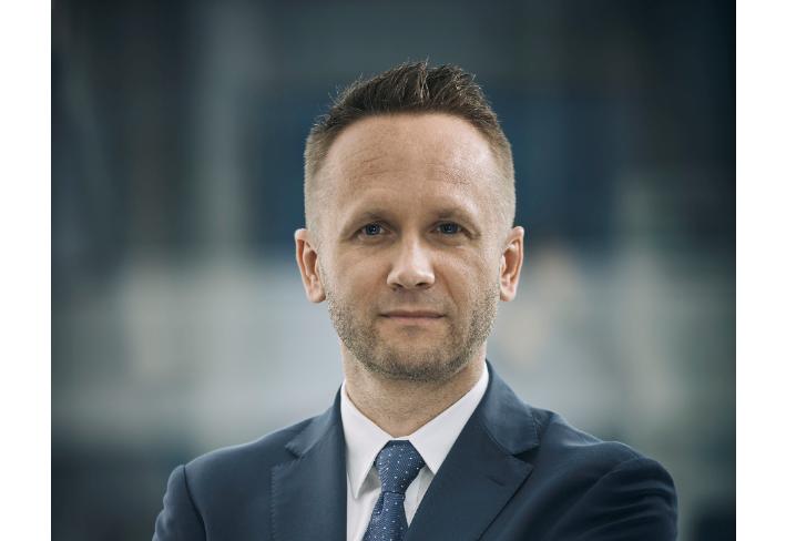 Rafał Tarnacki, Product & Innovations Manager w Arval Service Lease Polska (fot. Arval)