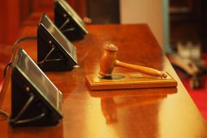 Sędziowie uczą się rozpraw online