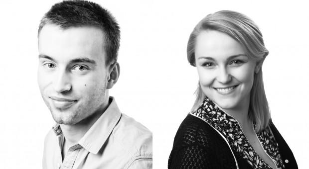 Aleksandra Prejs i Mateusz Czajka awansują w Netguru