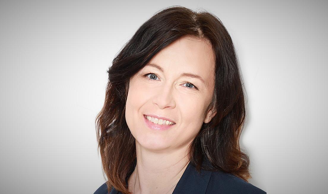 Jolanta Bańczerowska, członkini zarządu odpowiedzialna za obszar strategii personalnej (Chief People Officer - CPO) (fot. Żabka Polska)