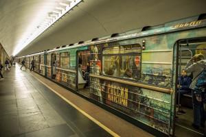 Kobiety prowadzą metro w Moskwie, dla niektórych to marzenie dzieciństwa