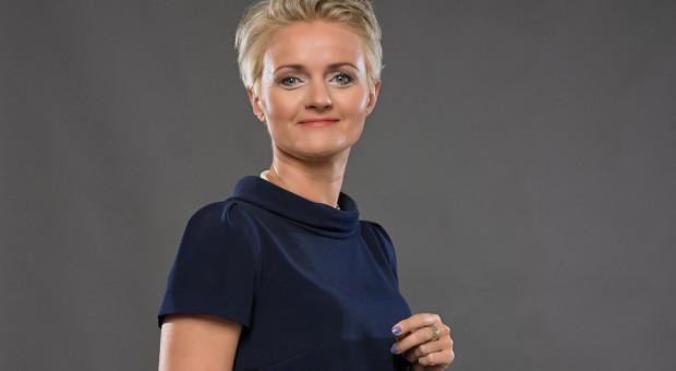 Marta Florczak odpowiedzialna za pion personalny w Lidlu