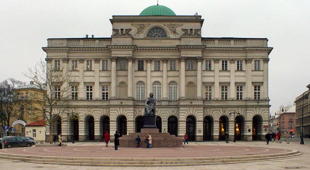 Nie ma planów likwidacji Polskiej Akademii Nauk