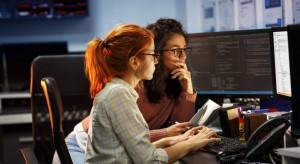 Coraz więcej kobiet w IT