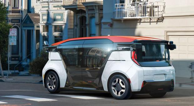 W 2023 r. w Dubaju pojawią się taksówki kierowane przez roboty
