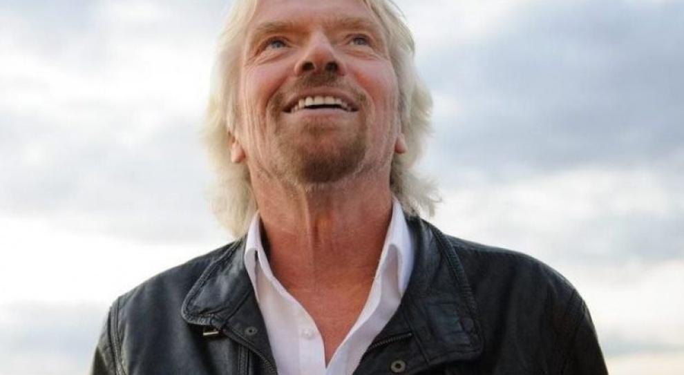 Richard Branson fot. Virgin.com
