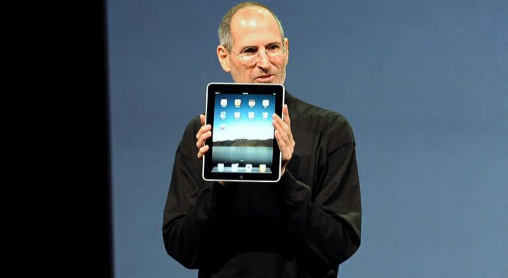 Steve Jobs fot. Flickr/ Batt Buchanan