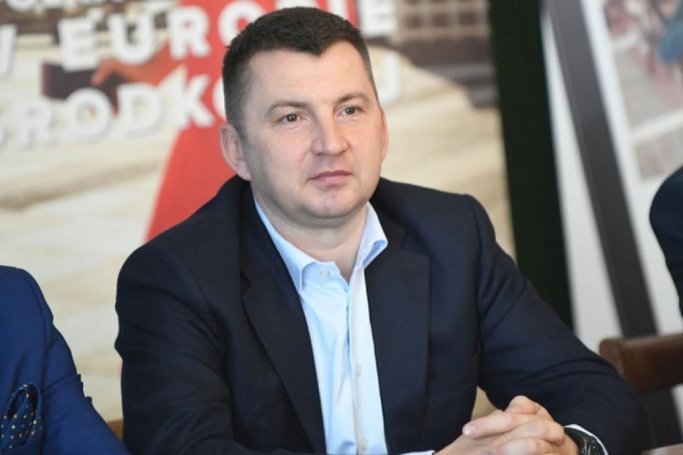 Dariusz Miłek fot. polkowice.eu/Paweł Paździor