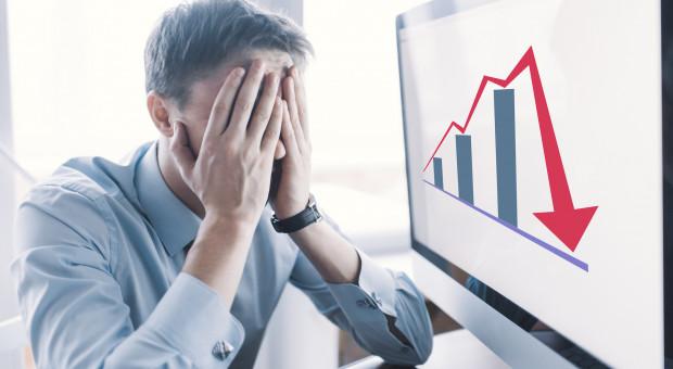 Rośnie ryzyko upadłości firm