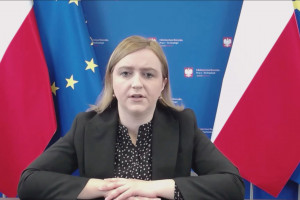Olga Semeniuk straciła część kompetencji w Ministerstwie Rozwoju, Pracy i Technologii