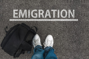 Mniej pieniędzy od emigrantów