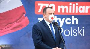 Chełstowski: Chcemy pomóc dużym firmom okołogórniczym środkami z FST