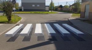 W Częstochowie powstało niezwykłe przejście dla pieszych