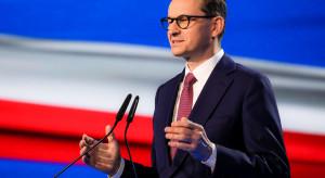 Premier chwali się niskim bezrobociem i zapowiada przegonienie Europy Zachodniej