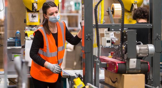 Amazon stawia na nowe technologie. Otwiera Europejskie Laboratorium Innowacji