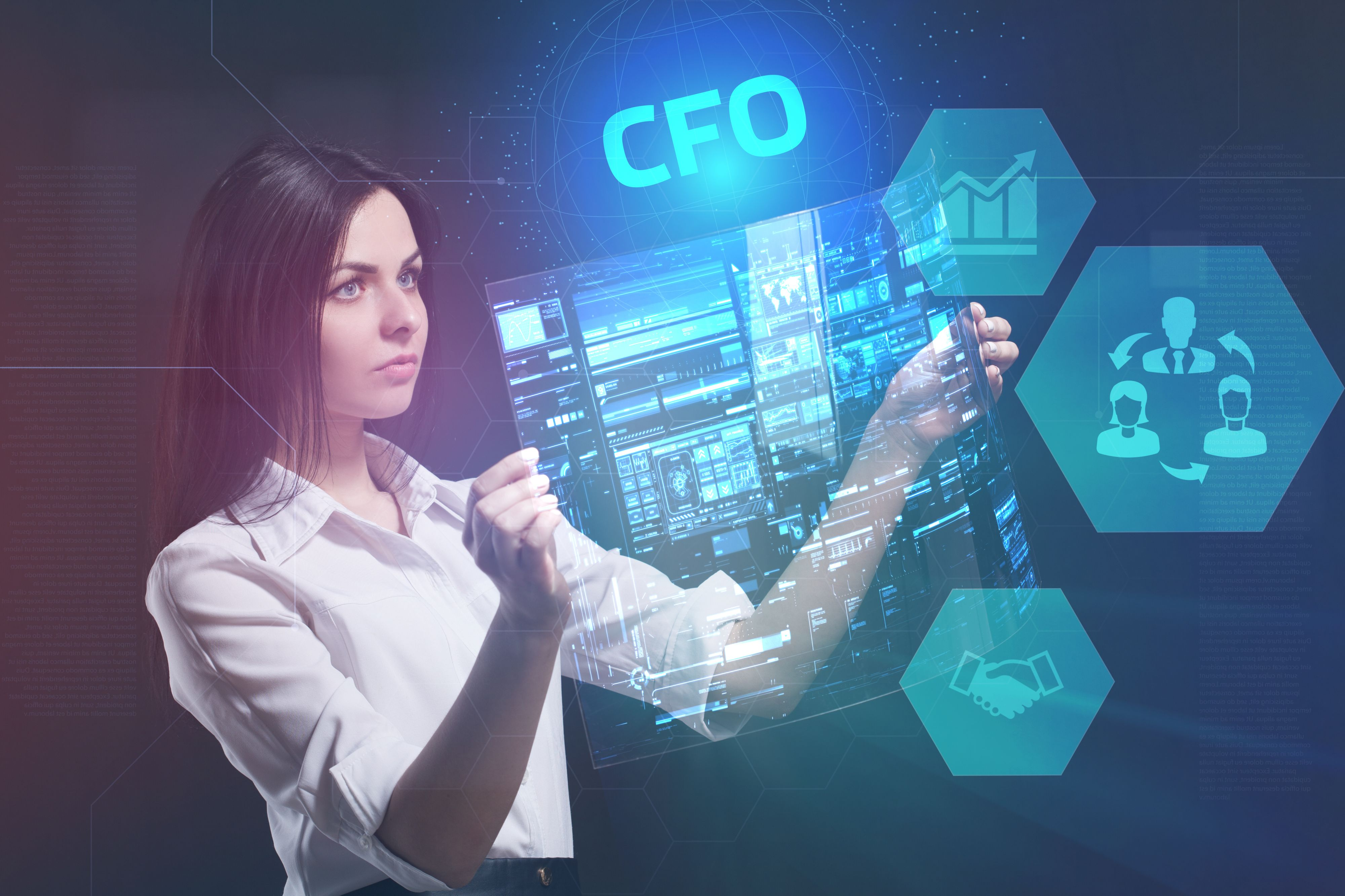 W wielu branżach pensje CFO wzrosły lub utrzymały się na równym poziomie (Fot. Shutterstock)