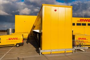 DHL buduje centrum logistyczne w Polsce. Zatrudni 800 osób