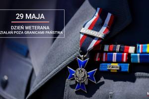 MSWiA: 29 maja to wyjątkowy dzień dla żołnierzy oraz dla funkcjonariuszy policji, straży i SOP