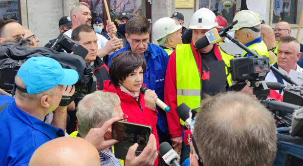 Górnicy i energetycy ruszają na Warszawę. Będą ich tysiące