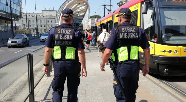 Warszawska straż miejska skończyła 30 lat