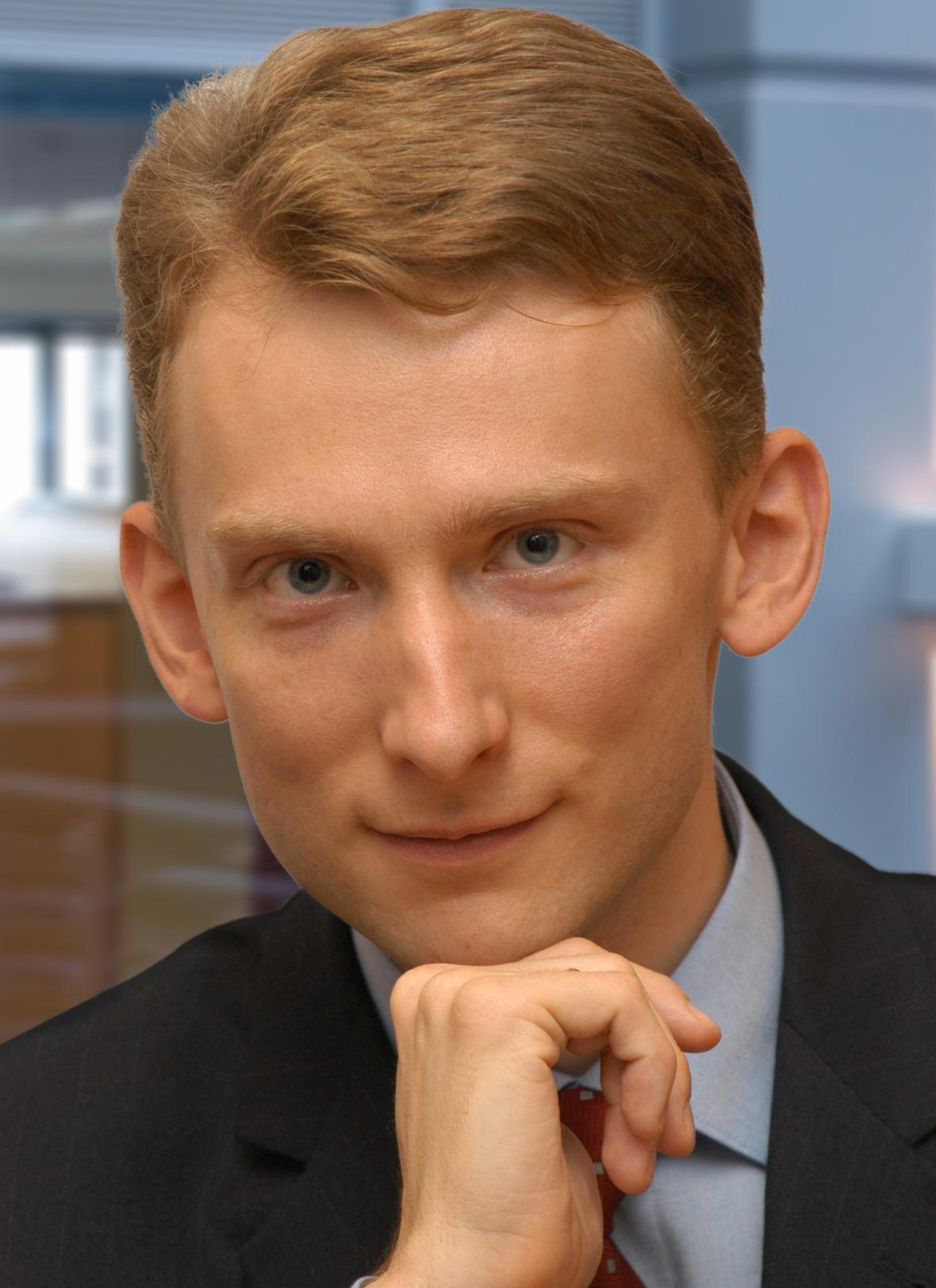Łukasz Madej związany jest z firmą doradczą Deloitte od ponad dwudziestu lat. (fot. Deloitte)