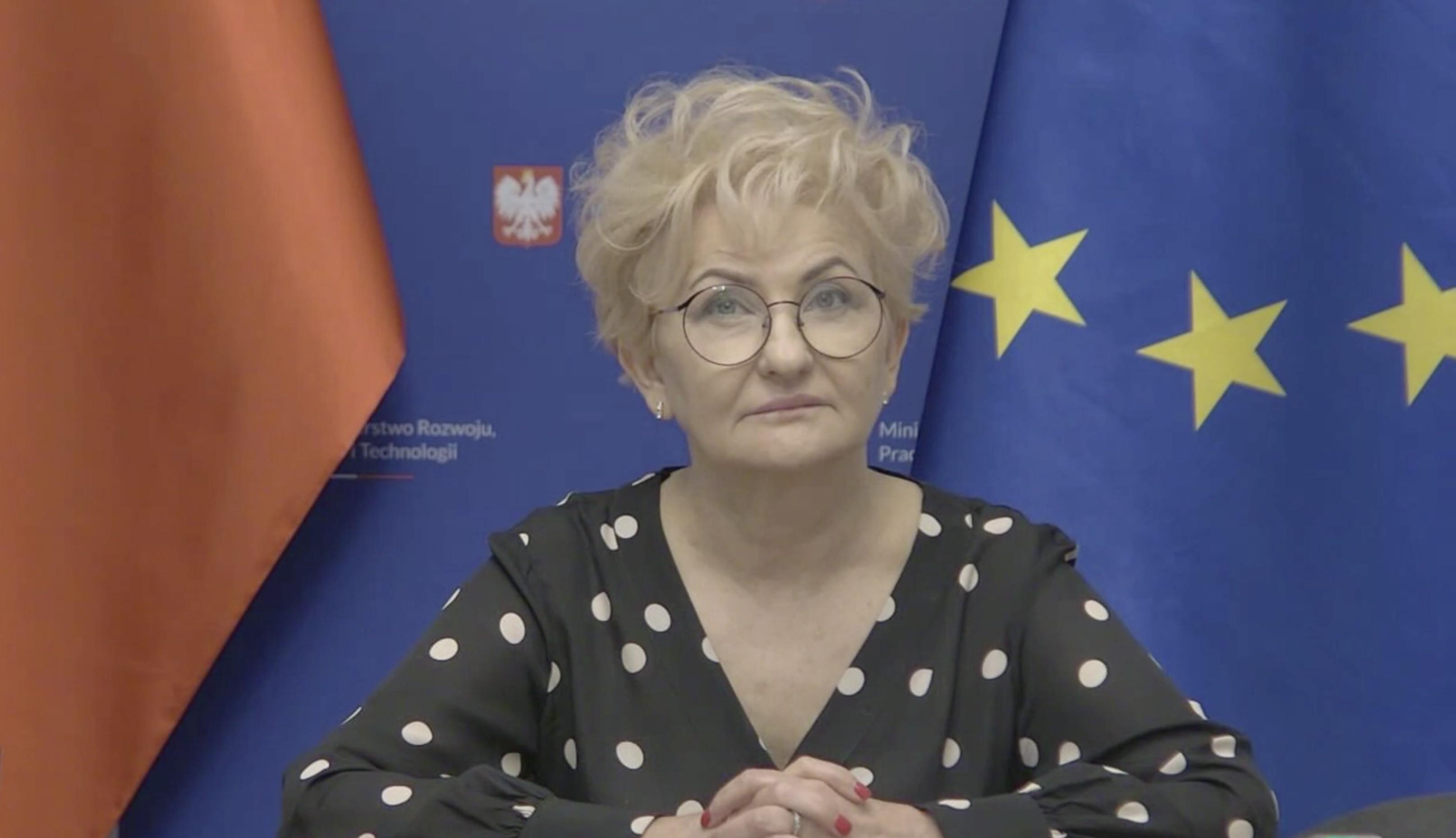 Iwona Michałek (fot. PTWP)