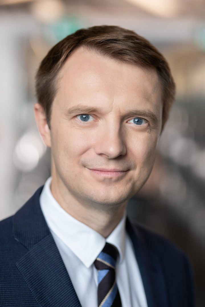Damian Groński (fot. Deloitte)