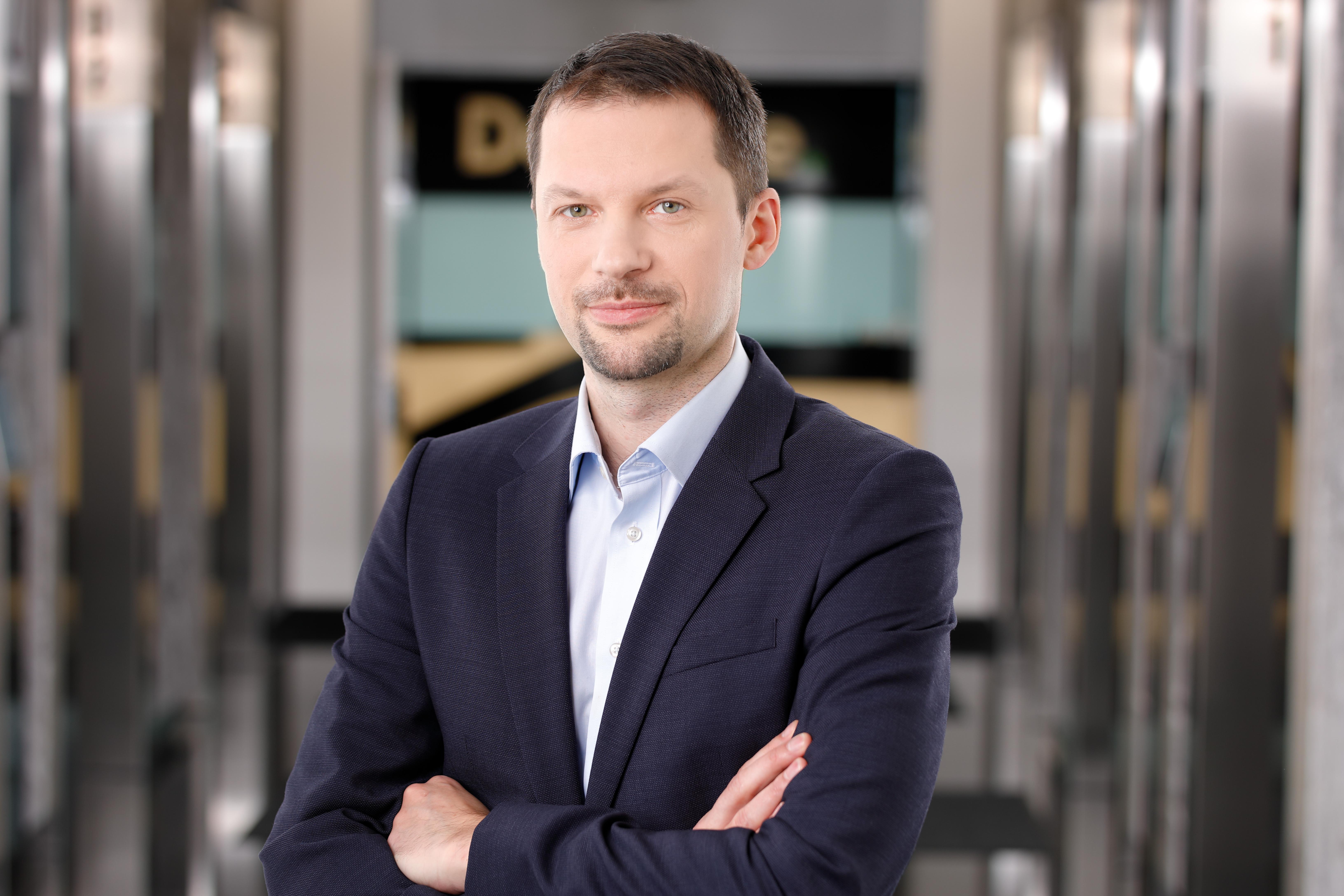 Krzysztof Wilk (fot. Deloitte)