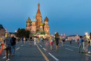 Władze Moskwy zarządziły dni wolne od pracy z powodu rosnącej liczby zakażeń