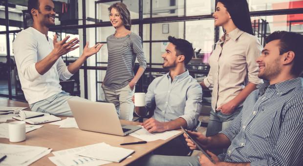 Sektor nowoczesnych usług biznesowych codziennie tworzy 37 nowych miejsc pracy