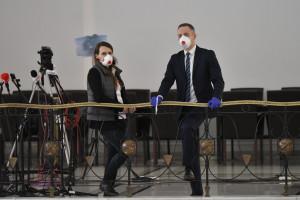 Dziennikarze wracają do normalnej pracy w Sejmie