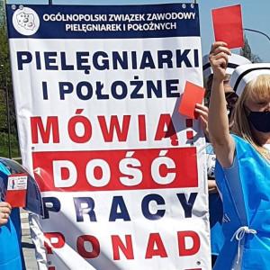 W piątek decyzja w sprawie dalszych protestów pielęgniarek