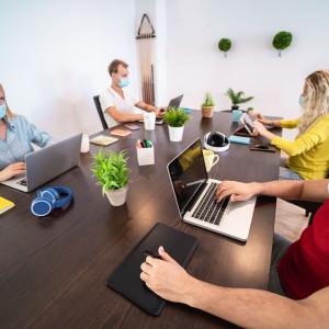 Microsoft Teams chce ułatwić pracę hybrydową