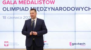 Będzie wniosek o odwołanie ministra edukacji Przemysława Czarnka