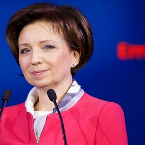 Zdaniem minister Maląg polityka prorodzinna w Polsce zaczęła się wraz z rządami PiS