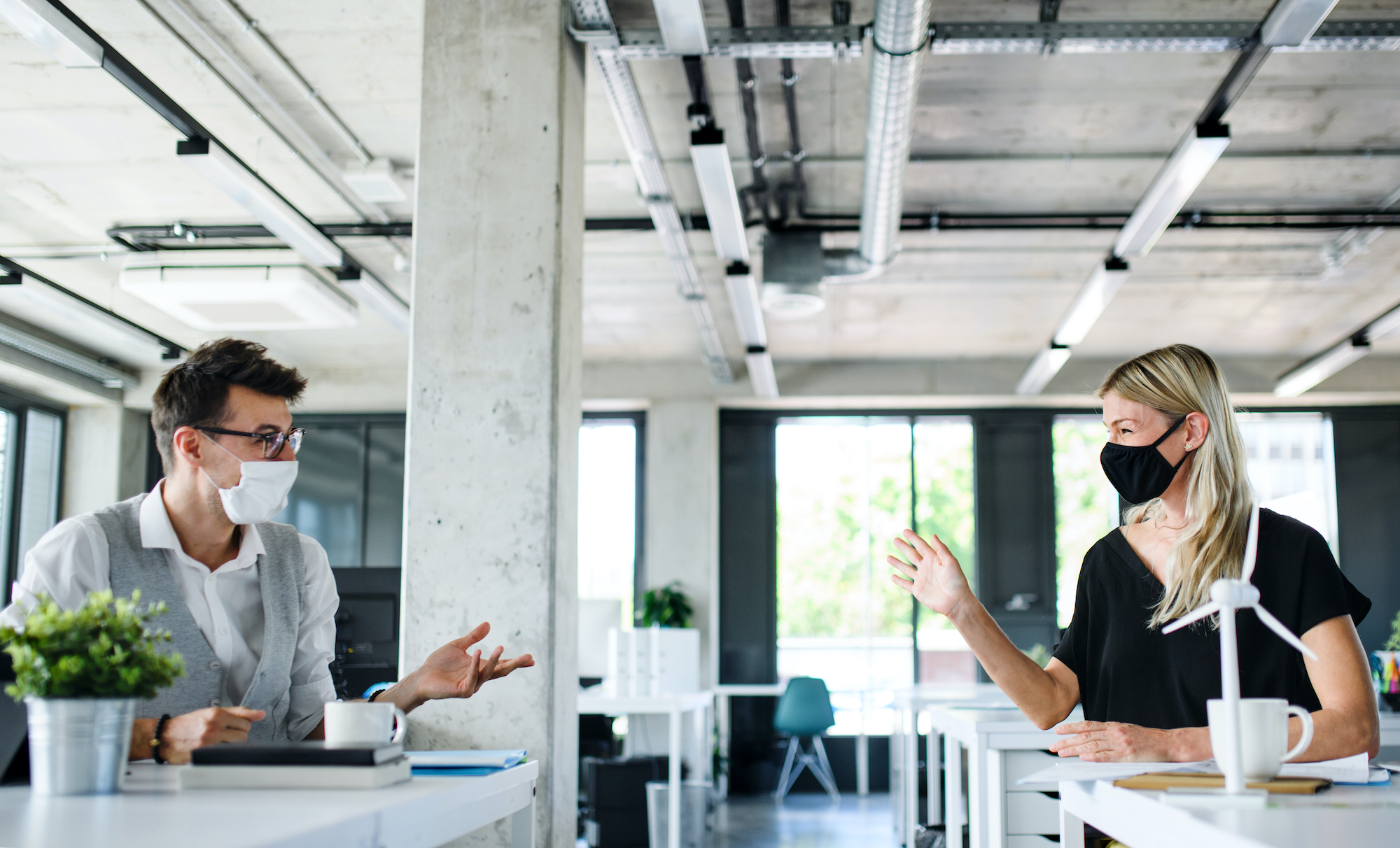 24 proc. pracowników stwierdziło, że pracodawca na wiadomość o koronawirusie zaproponował pakiet dodatkowych badań lekarskich (Fot. Shutterstock)