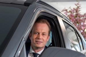 Frank Krol prezesem Mitsubishi Motors Europe